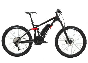 CORAX 2.0 27+ FS EMTB  New for 2017, the CORAX 2.0
