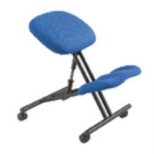 Jemini Kneeling Chair Blue