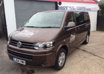 Further details for Minibus MPV 9 Seater
