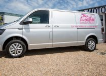 Medium Long Van Rental Chichester