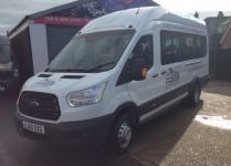 Further details for Minibus 17 Seater