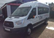 Minibus 17 Seater Minibus Rental Chichester
