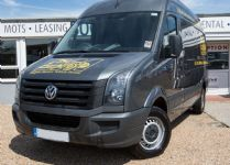 Large Van Rental Chichester