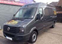 Large Long Van Rental Chichester