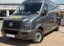 Large Long Van Rental Bognor