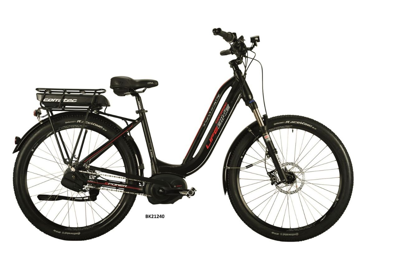 Corratec Corratec Bk21240 Life Bike Alfine Ebike Centre